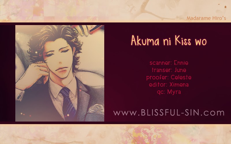 Hình ảnh  in Akuma ni kiss wo
